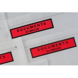PO4150CDCI DCI Fond transparent 228x120 boite de 1000