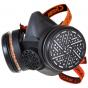 Masque ADR DEMI MASQUE avec 2 filtres A1B1E1K1-P3 (norme A1B1E1K1-P2)